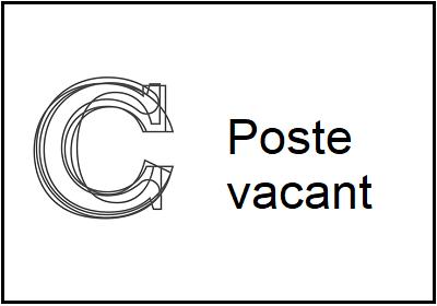 Postes vacants: Salariés à tâche manuelle H3 et A3