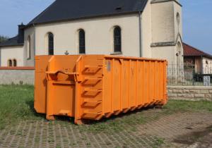 Info concernant nos conteneurs pour les déchets verts