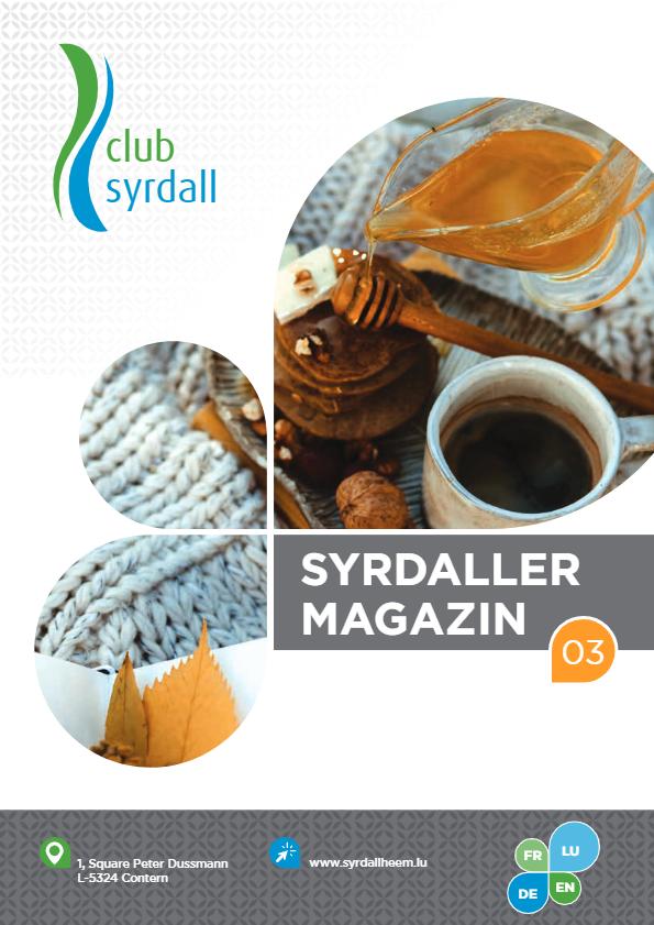 Syrdaller Magazin 3
